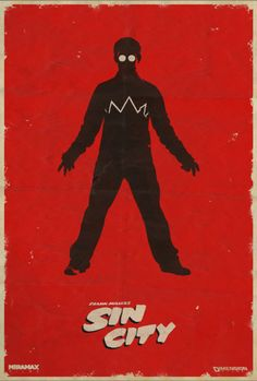 Saved by Inspirationde (inspirationde). Discover more of the best Poster, Sin, City, Kevin, and Grindhouse inspiration on Designspiration Minimal Movie Posters, Minimal Poster, Film Posters, Great Films, Good Movies, Awesome Movies, Sin City Movie, Estilo Geek, Poster Minimalista