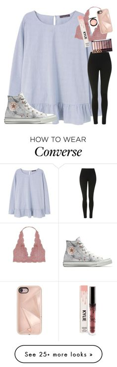 """Don't go to church but okay"" by fandombreather on Polyvore featuring MANGO, Topshop, Humble Chic, Converse, Rebecca Minkoff and MAC Cosmetics"
