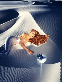 I like Angel by Thierry Mugler AND Jerry Hall, so yes, obviously.