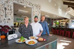 The Spoon Trade in Grover Beach - Great review by The New Times