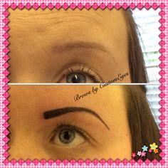 Nice petit brow !