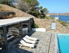 Kea villa for rent