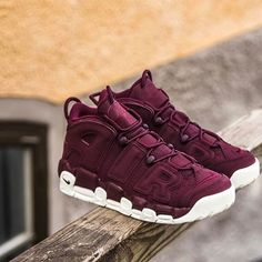 "105 Likes, 3 Comments - Remixfootwear (@remix.footwear) on Instagram: ""Bordeaux Air Uptempo  Remixfootwear.net to order"""