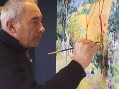 How Painting Helps Mesothelioma Survivor Focus on Living?
