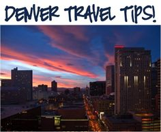 34 Fun Things to See and Do in Denver! ~ from TheFrugalGirls.com ~ you'll love all these insider travel tips for your next trip to Denver! #colorado #vacation #thefrugalgirls
