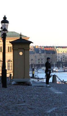 The Guard.. Stockholm, Sweden | by Marion Str.