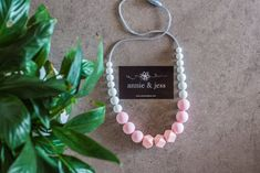 Our range of Silicon Necklaces are made with food-grade, BPA-free, silicone beads; threaded on a strong nylon cord with a pull apart clasp. Pull Apart, Food Grade, Annie, Cord, Pearl Necklace, Strong, Necklaces, Pearls, Frame