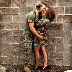 See more ideas about military couple pictures, military couples and militar Marine Girlfriend Pictures, Military Couple Pictures, Marines Girlfriend, Military Couples, Military Love, Military Photos, Cute Couple Pictures, Couple Photos, Army Engagement Pictures