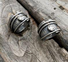 Sterling Silver Rings By Jewelry Artist Joy Kruse Wild Prairie Silver Jewelry #SilverJewelry