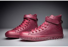 https://www.nikeblazershoes.com/monochrome-red-converse-single-buckle-all-star-high-s-leather-top-deals-jdm2t.html MONOCHROME RED CONVERSE SINGLE BUCKLE ALL STAR HIGH TOPS LEATHER HOT NOW ZWCFF Only $66.00 , Free Shipping!