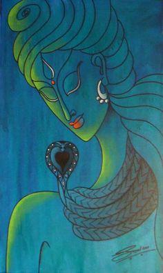 Shanti Art... Rudra