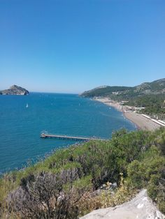 Another nice beach not far away from #Fethiye - #Sarigerme near #Dalaman