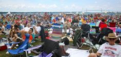 Newport Folk Festival- in five short months I will be one of the folk!