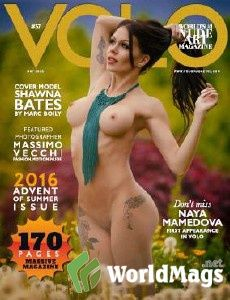 VOLO Magazine - Issue 37, May 2016