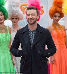 Justin Timberlake - 'Trolls' Photocall - The 69th Annual Cannes Film Festival(x)