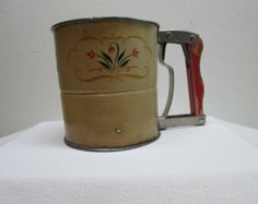 plastic flour sifter - Google Search
