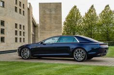 "The stunning and luxurious super saloon revives the period Lagonda ethos of being ""the finest of fast cars"". Discover more at http://www.astonmartin.com/lagonda"