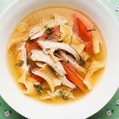 How to Make Homemade Chicken Soup and Always Have Comfort Food on Hand