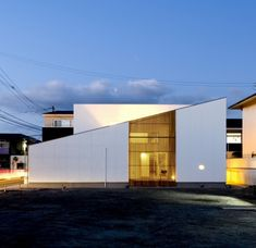 Steel Frame House, Townhouse Designs, Good House, Metal Buildings, Modern Architecture, Bungalow, Facade, Exterior, Takachiho
