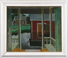 Hagelstam & Co Finland, Ramen, Artists, Painting, Artist, Painting Art, Paintings, Windows