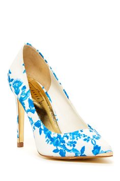 Love these - Something blue - Ted Baker shoe