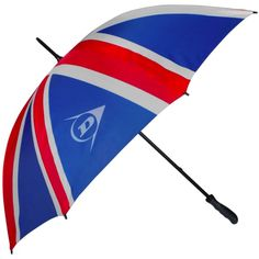 Classic Union Jack umbrella at www.premiersportsproducts.com