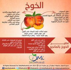 الخوخ أو الدراق .. فاكهة محببة لدى الكثيرين تعرفوا معنا على الفوائد الصحية لثمرة الخوخ