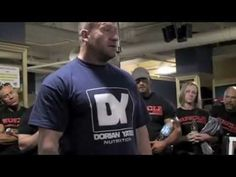 Dorian Yates [Blood & Guts] Special Training Session - YouTube