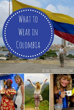 What to Wear in Colombia