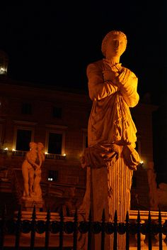 Palermo, Province of Palermo, Sicily region Italy