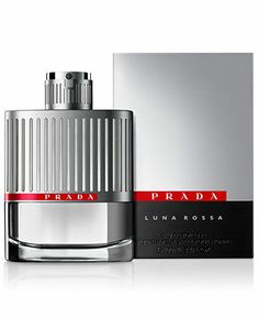 Prada Luna Rossa Eau de Toilette, 3.4 oz - SHOP ALL BRANDS - Beauty - Macy's