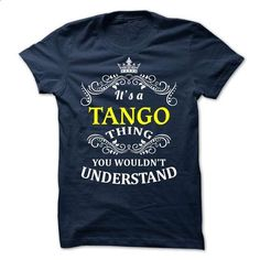 TANGO -it is - #shirt for teens #disney shirt. GET YOURS => https://www.sunfrog.com/Valentines/-TANGO-it-is.html?68278