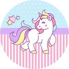 Resultado de imagem para papel adesivo de unicornio Birthday Tags, Unicorn Birthday Parties, Unicorn Cupcakes Toppers, Hello Kitty Pictures, Unicorn Pictures, Unicorn Art, Animal Nursery, Kawaii Drawings, Rainbow Dash