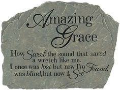 Carson Garden Stepping Stone Inspirational Hymns Amazing Grace How Sweet by Carson, http://www.amazon.com/dp/B006ZY9W2M/ref=cm_sw_r_pi_dp_q8C7rb0YHNCXT