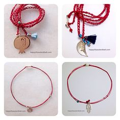 Handmade necklaces!