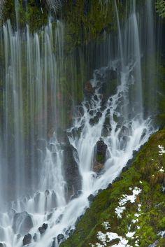 Burney Falls, Northern California