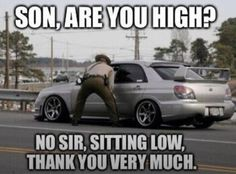Help a cop do his squats Car Jokes, Funny Car Memes, Car Humor, Subaru Forester, Subaru Impreza, Wrx Sti, Mechanic Humor, Best Memes Ever, Way Of Life