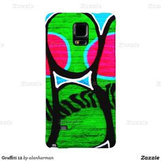 Graffiti 12 galaxy note 4 case