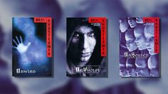Unwind Trilogy by Neal Shusterman..addicting series can not wait for number four...Undivided