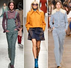 fall 2015 fashion trends 70's | Fall/ Winter 2015-2016 Fashion Trends: 1970s Fashion