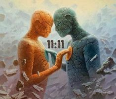 Soulmate Twin flames Receiving messages through Angel Numbers Twin Flame Love, Twin Flames, Twin Flame Relationship, Edgar Cayce, Soul Connection, Spiritual Connection, Soulmate Connection, Connection With Someone, Twin Souls