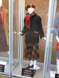 Rooney Mara Carol movie Therese Belivet costume