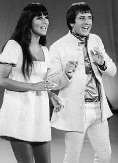 Sonny & Cher were an American pop music duo, actors, singers and entertainers made up of husband-and-wife team Sonny and Cher Bono in the 1960s and 1970s. The couple started their career in the mid-1960s as R backing singers for record producer Phil Spector.