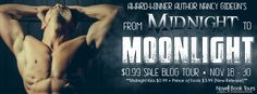 Novel Book Tours: From Midnight to Moonlight $0.99 Sale Blog Tour by Nancy Gideon | Novel Reads Cafe