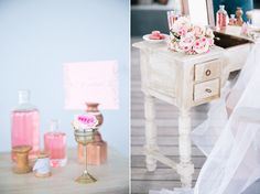 Pink roses wedding flowers | St. Barthe's Elopement | Grey Like Weddings | Photograhy: ONE AND ONLY PARIS PHOTOGRAPHY