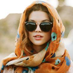 I love the sunglasses