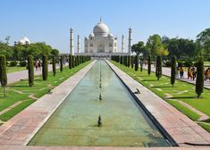 You are not alone if you have been dreaming about visiting Agra's Taj Mahal. I am dedicating a post to sharing tips for visiting Taj Mahal. From how to get there, getting the most of your visit and time to visit and how to avoid the crowds. Read the post for more Taj Mahal tips. Travel Route, Places To Travel, Places To See, India Travel Guide, Seven Wonders, Incredible India, Amazing, Great View, Wonders Of The World
