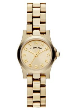 MARC BY MARC JACOBS 'Henry Dinky' Bracelet Watch | Nordstrom. Small only 20mm perfect for me.