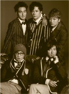 SMAP (Japanese Idle) in Seven & Holdings gift catalog. Madly In Love, My Love, Takuya Kimura, Beautiful Men, Monochrome, Drama, Take That, Handsome, Japanese