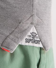 Superdry Classic Pique Polo - Men's Polo Shirts